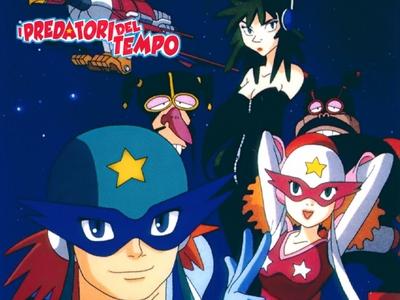 Tatsunoko I predatori del Tempo