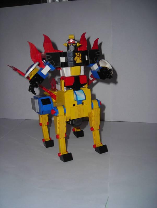 Lego Kingstar 07