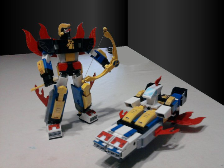 Lego Kingstar 08