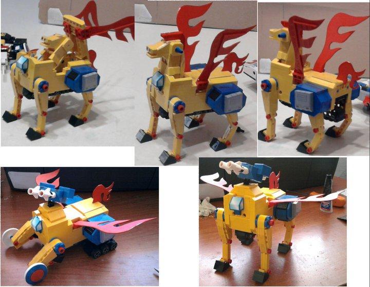 Lego Kingstar 09