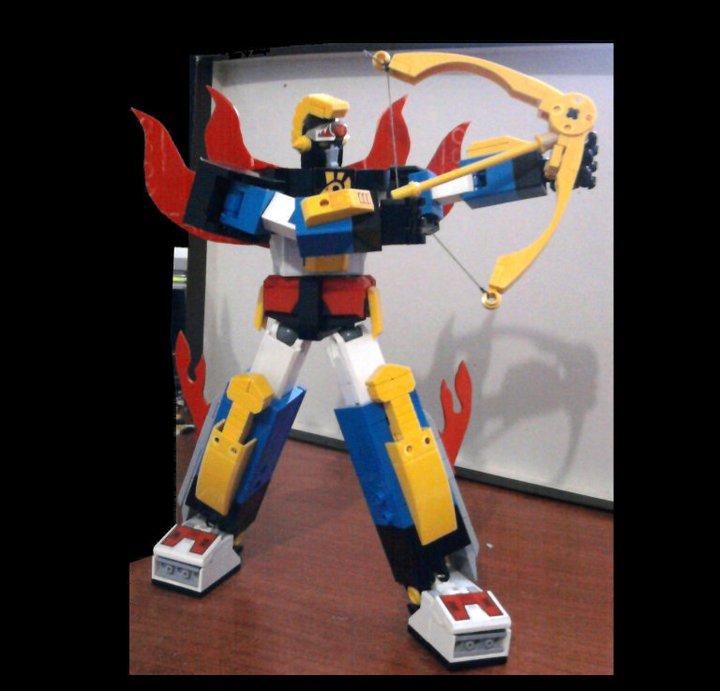 Lego Kingstar 11