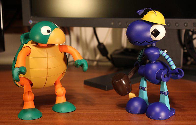 Creare gli Yattarobot con la stampa 3D