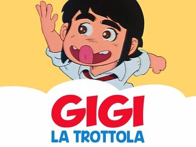 Tatsunoko Gigi la trottola Ippei Kuri